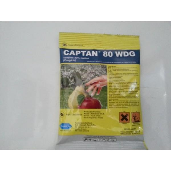 Captan 80WDG