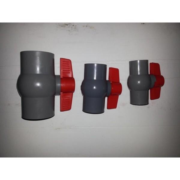 Robinet PVC
